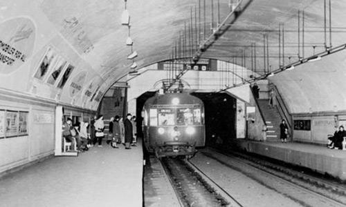 holmenkollbanen kart Modelljernbane » Oslos tunnelbane holmenkollbanen kart