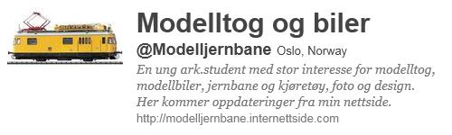 FØLG MEG PÅ TWITTER